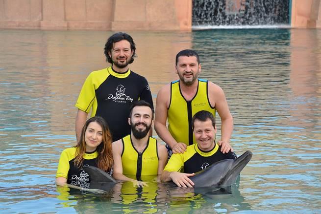 poza cu delfinul