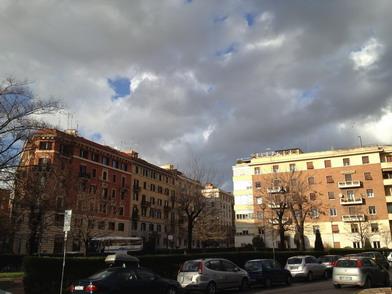 Cartierul Manastur din Roma