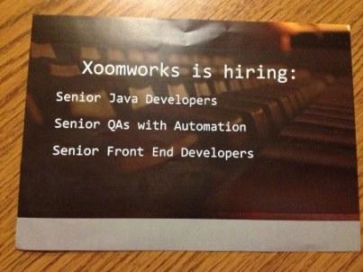 xoom works