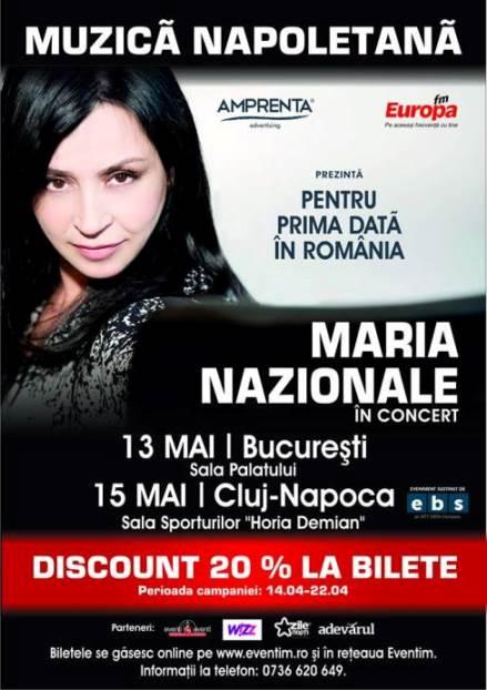 Maria internazionale