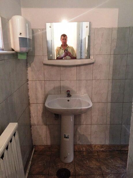 Toaleta Boli Infectioase Cluj