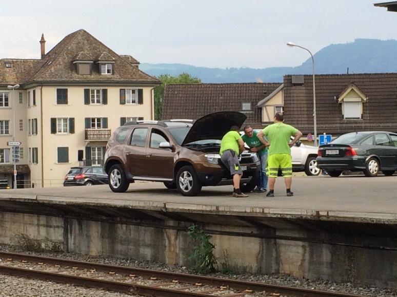 Dacia Duster in Elvetia