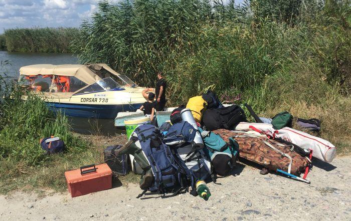 Delta Dunarii 2016 bagaje