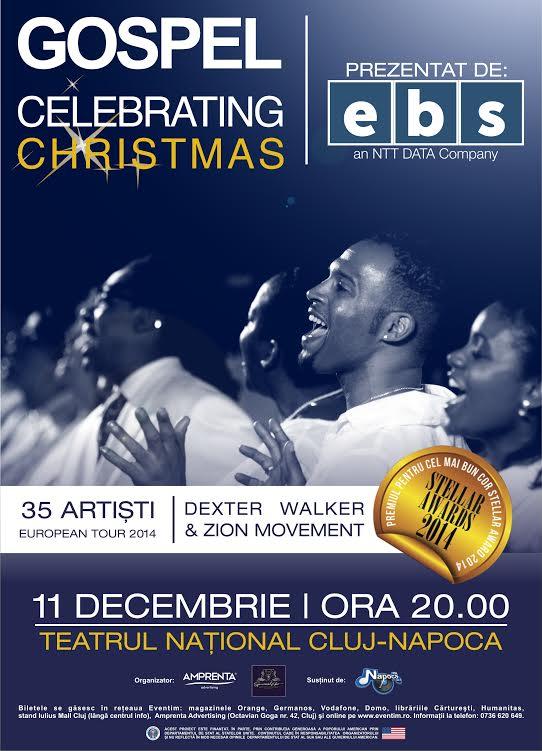 gospel music dexter walker